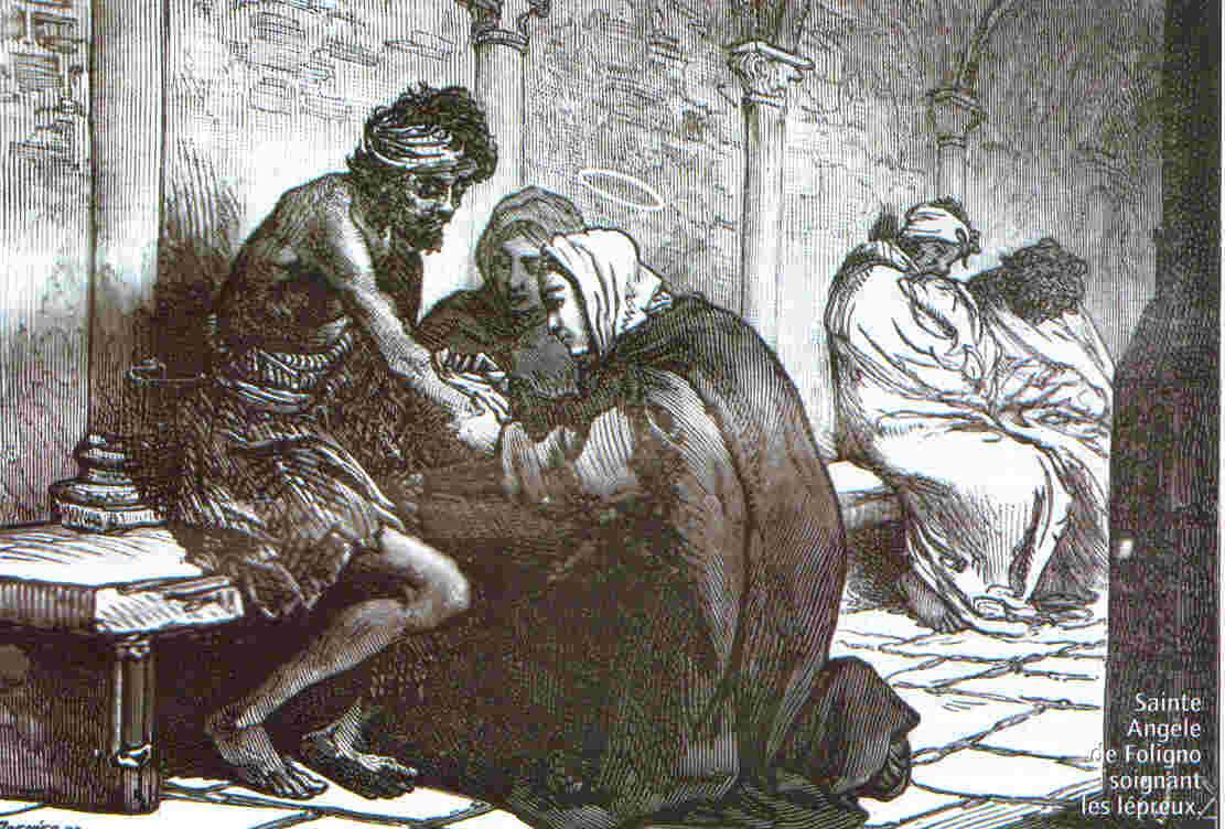 Napomenutí sv. Františka - O napodobování Páně