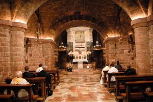 hrob sv Františka