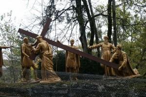 nesení kříže