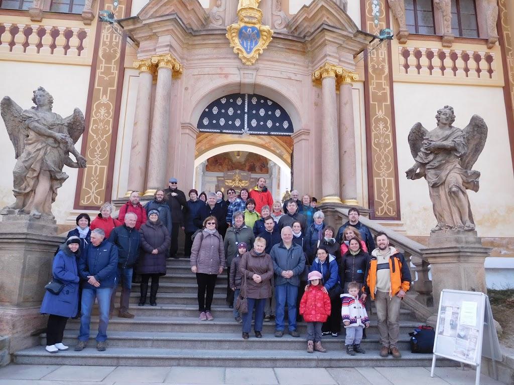 4.3.2017 Oblastní pout Sekulárního františkánského řádu na Svatou Horu