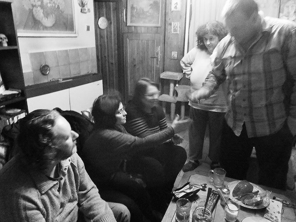 9. 3. 2017  návštěva u přátel sv. Františka