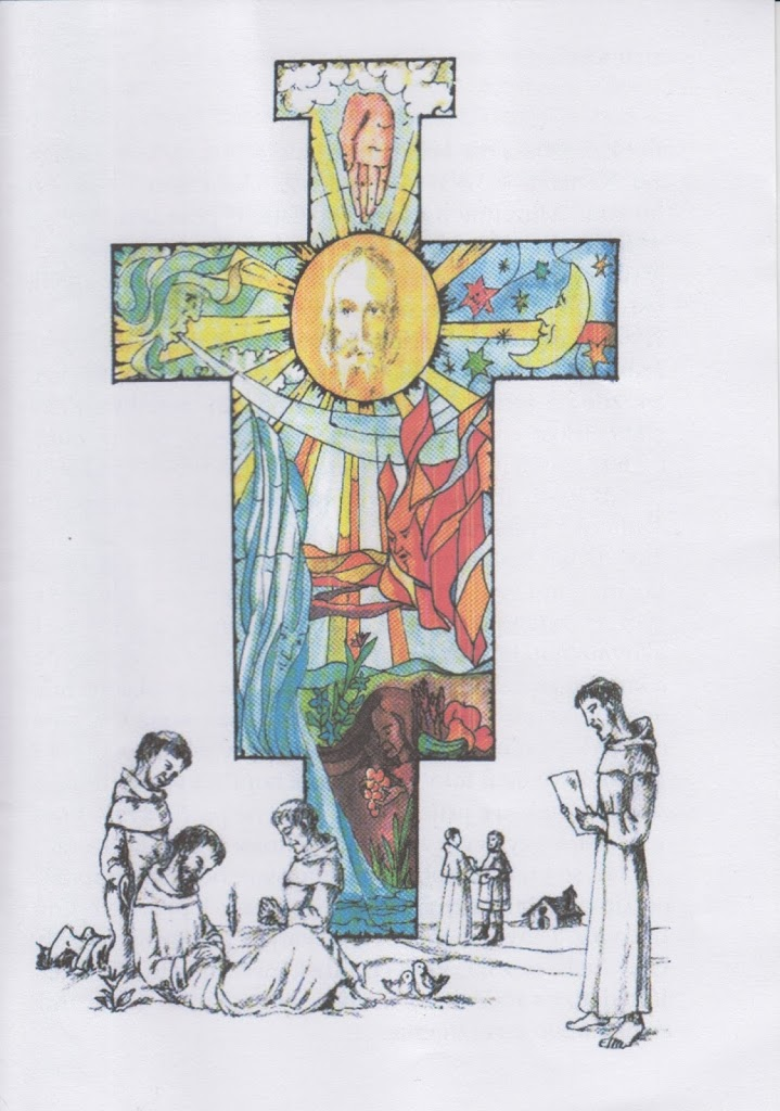 20.4.17 Michal Pometlo OFM - Píseň bratra slunce v Plzni