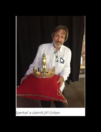 26.10.17 na výstavě Magičtí Luxemburkové v Plzni v Papírně