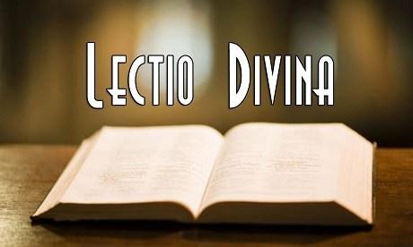 Text semináře SFŘ  Lectio Divina v Brně 10 2018
