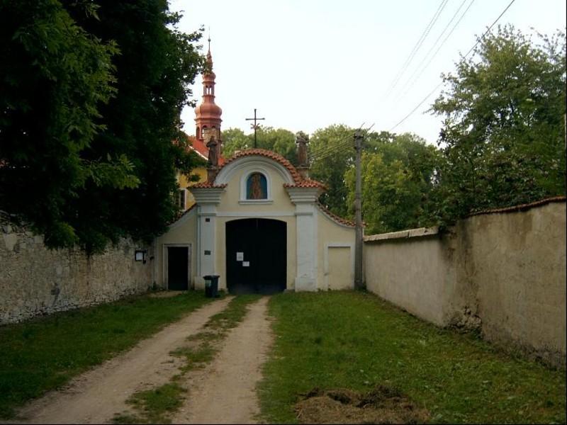 Konvent skostelem Panny Marie Loretánské a sv. Vavřince Hájek u Prahy (1659-1950)