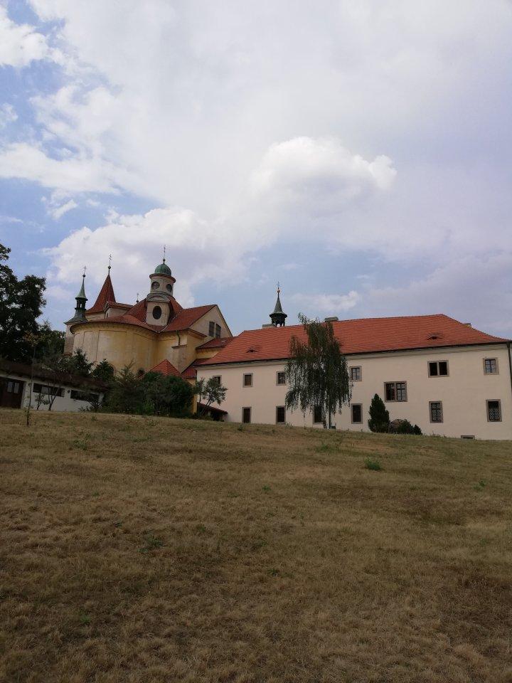 Františkánský klášter ve Slaném (1655–1950)