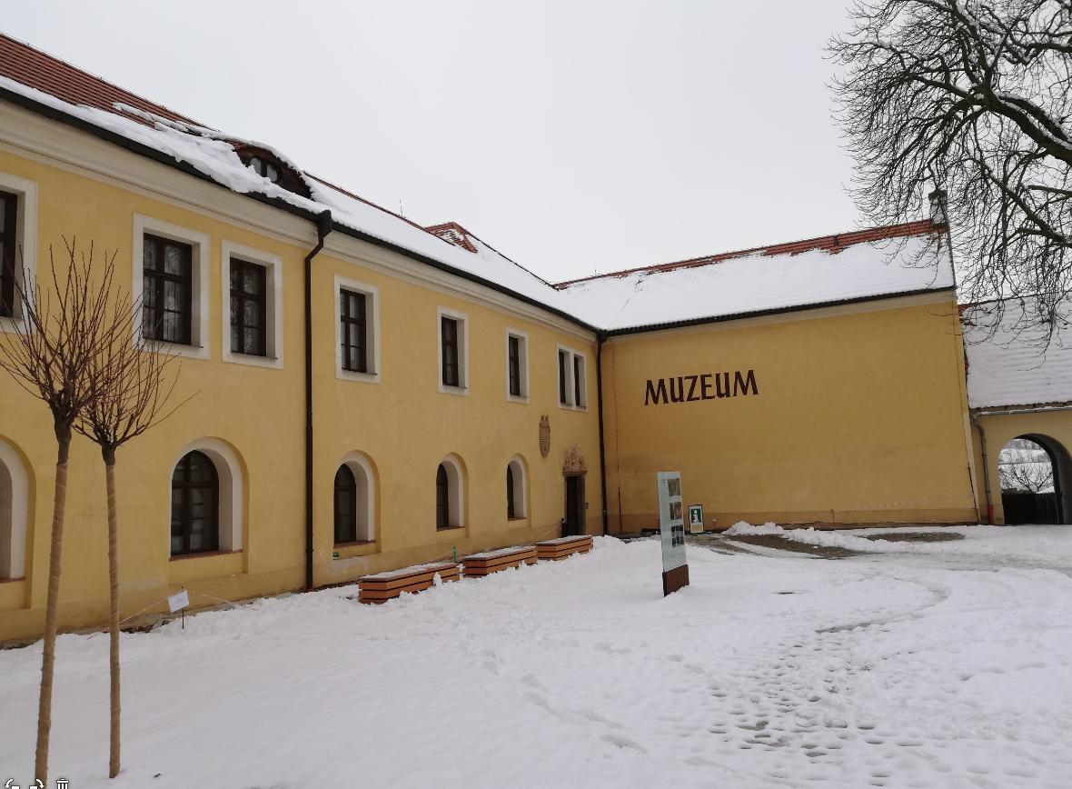 Minoritský konvent s kostelem sv. Máří Magdaleny ve Stříbře