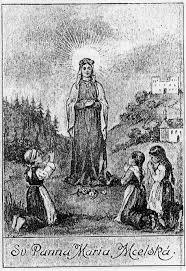terciářka Františka Fryčová z roku 1860 Mcely - Nymburk